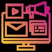 Digital Marketing - seo - social media marketing - content marketing -